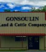 Gonsoulin Land & Cattle store front