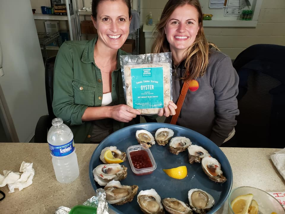 Taste Tester Approved Oysters